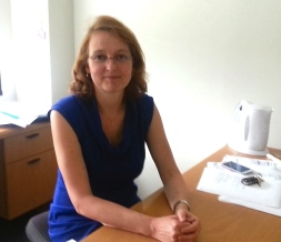 Svetlana Peltsverger, the Interim Chair of Information Technology