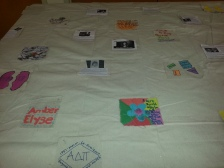 Part of the WHM quilt.