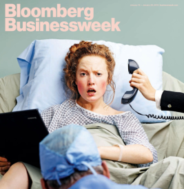 Cover of Bloomberg Businessweek, Jan. 27, 2016