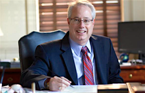 Georgia Attorney General Olens--Image from the Georgia Attorney General website